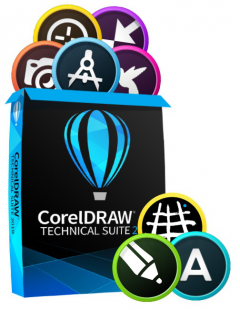 Скидки на CorelDRAW Technical Suite 2019